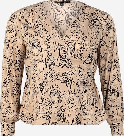 Vero Moda Curve Bluza 'KATE' | bež barva, Prikaz izdelka