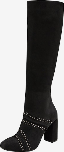 faina Stiefel in schwarz, Produktansicht