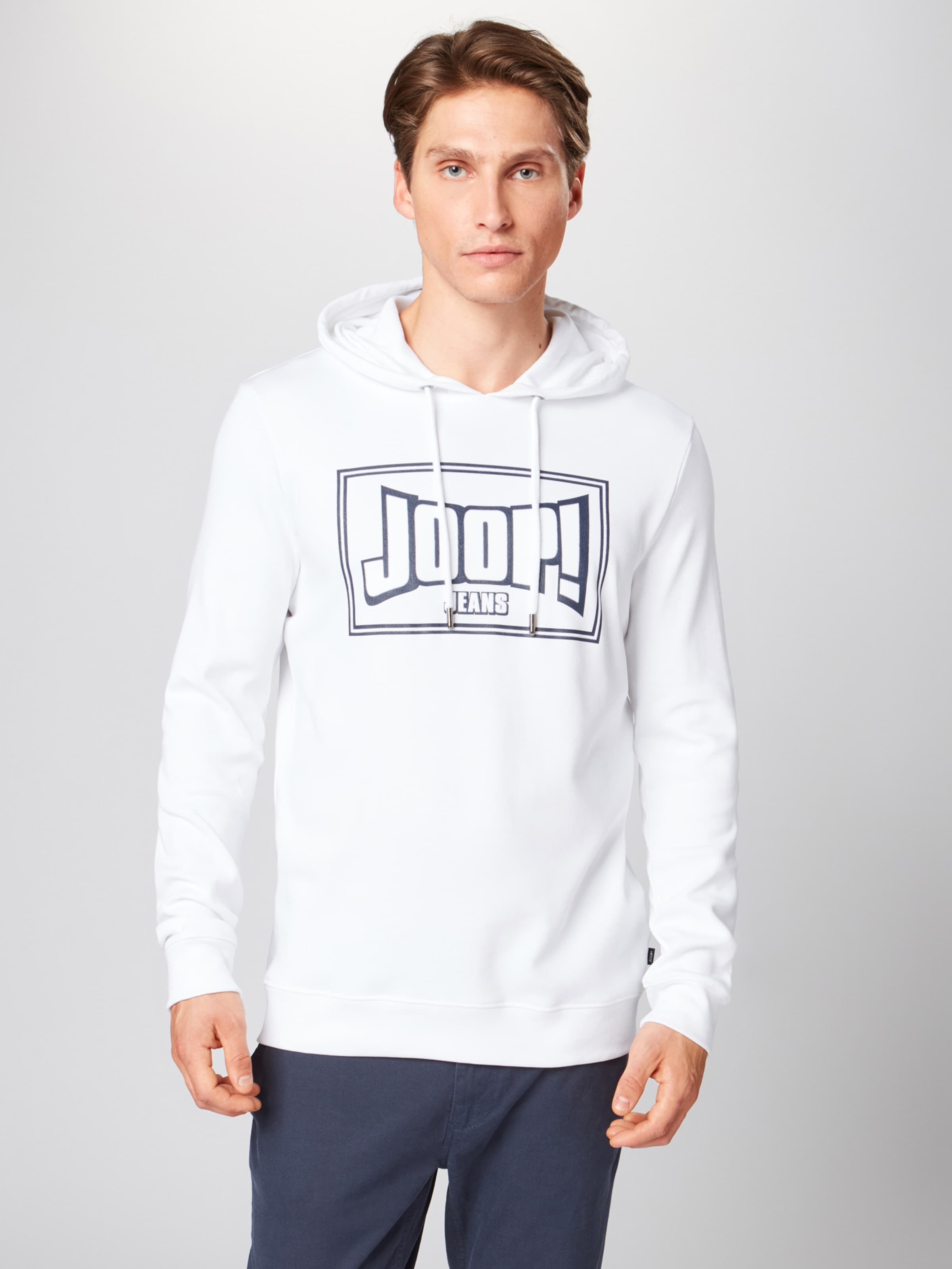 Jjj DunkelgrauWeiß 02alarik '15 10001835' In JoopSweatshirt 35cjALq4R