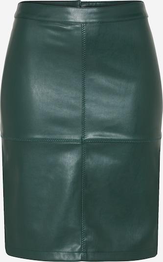 VILA Rok 'Vipen' in de kleur Donkergroen, Productweergave