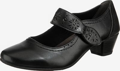 JANA Spangenpumps in schwarz, Produktansicht
