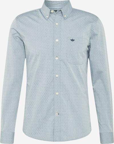 Dockers Skjorta 'Alpha' i rökblå, Produktvy