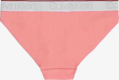 Calvin Klein Underwear Onderbroek '2PK BIKINI' in de kleur Rosa / Wijnrood: Achteraanzicht
