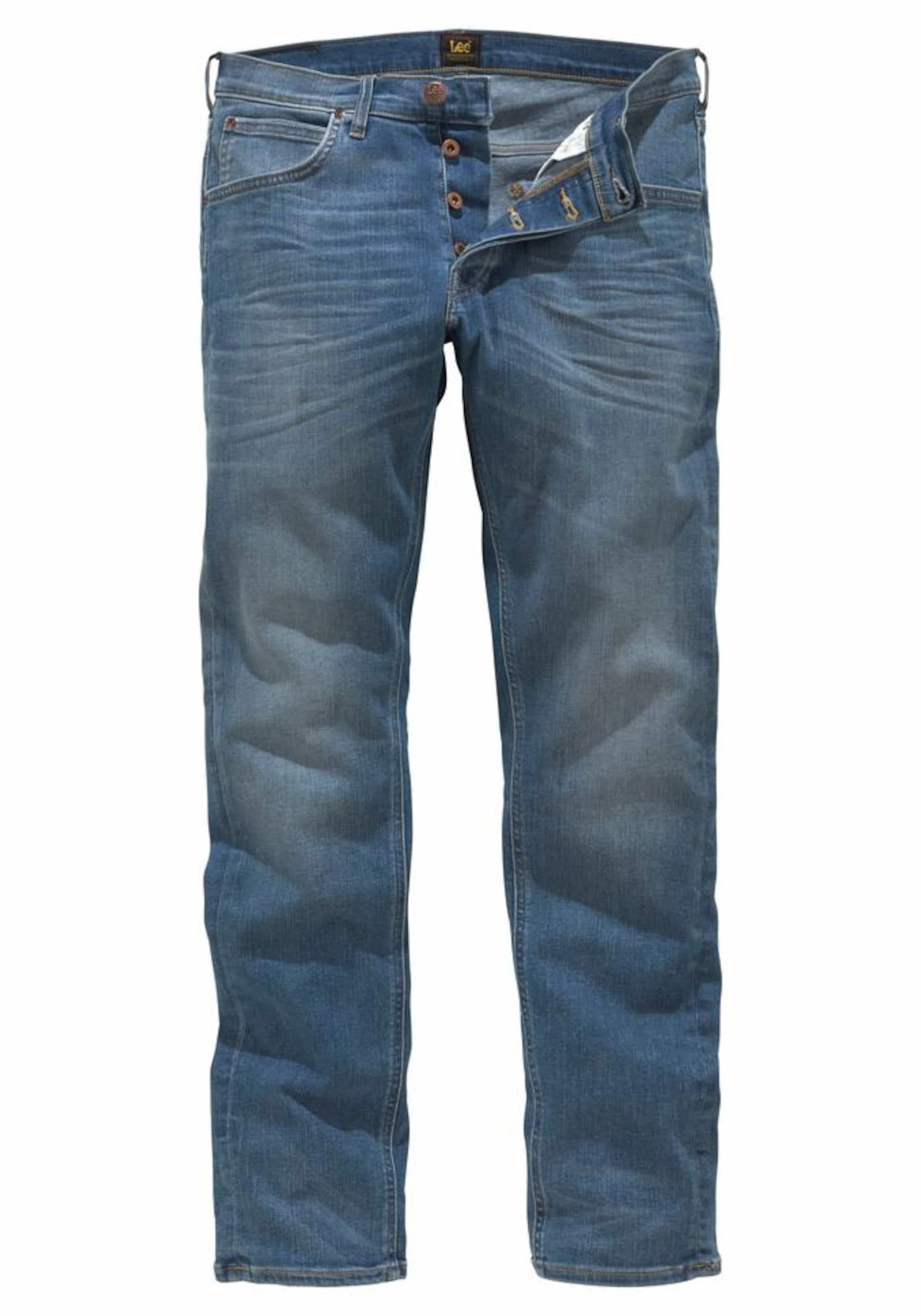 Auslass Original Lee Straight Leg Jeans 'Daren' Billig Verkauf 100% Original Wahl ZG1TJc68p