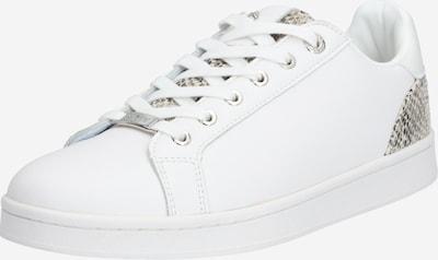 MEXX Sneakers laag 'Eeke' in de kleur Beige / Wit, Productweergave