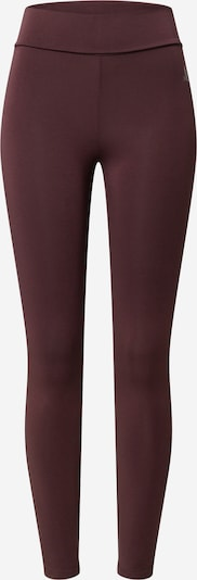 CURARE Yogawear Sport-Hose in bordeaux, Produktansicht