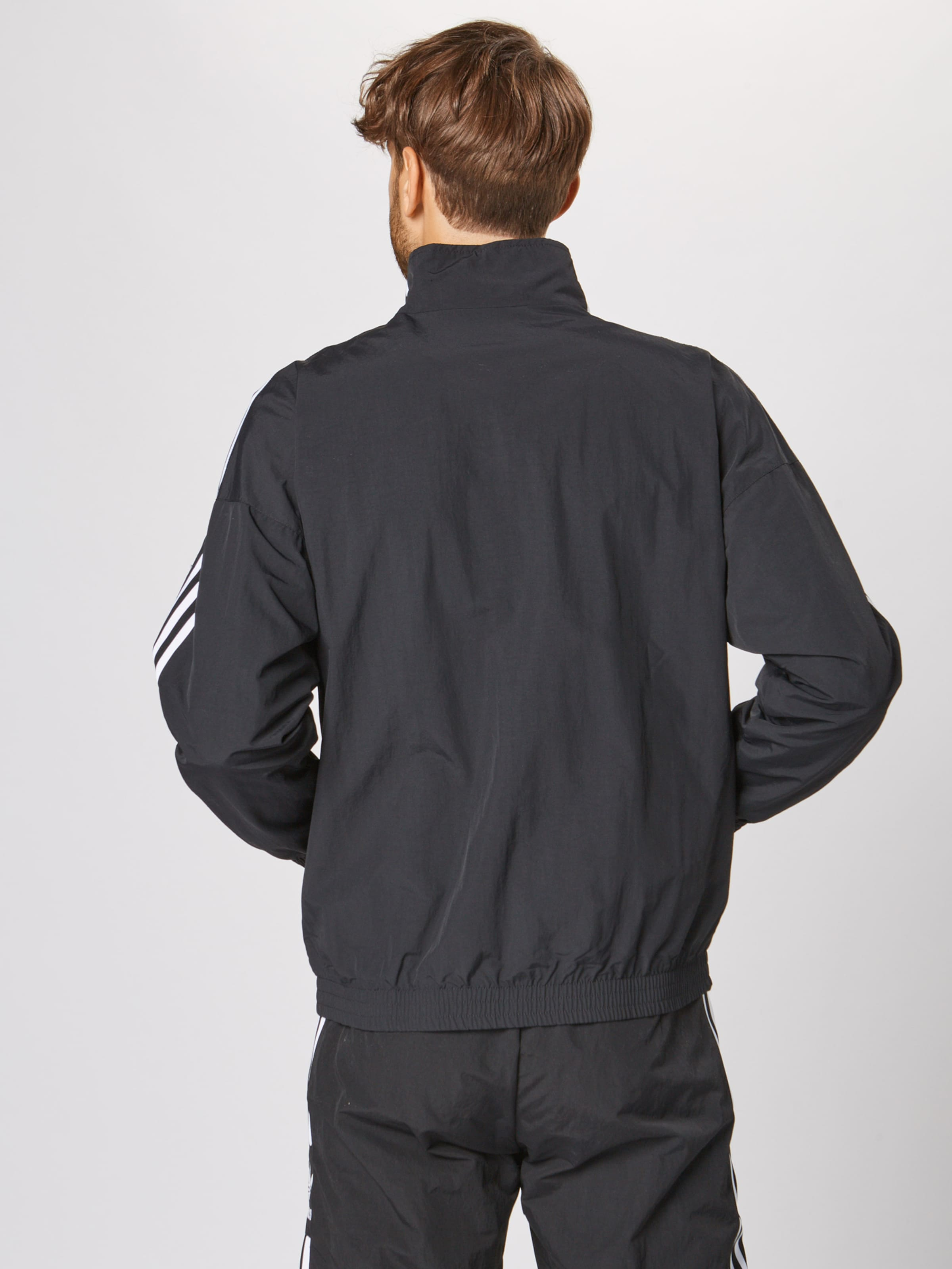 Adidas En Survêtement Tt' 'lock NoirBlanc Up Originals Veste De 1cJTlFK