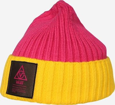 VANS Mütze in gelb / pink, Produktansicht