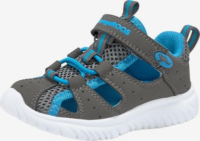 KangaROOS Sneaker 'KI-Rock Lite EV' in blau / grau, Produktansicht