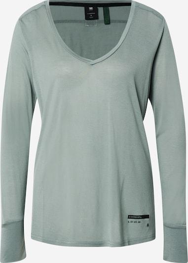 G-Star RAW Shirt 'Gyre Utility' in pastellgrün, Produktansicht