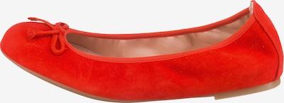 UNISA Acor Klassische Ballerinas in rot, Produktansicht