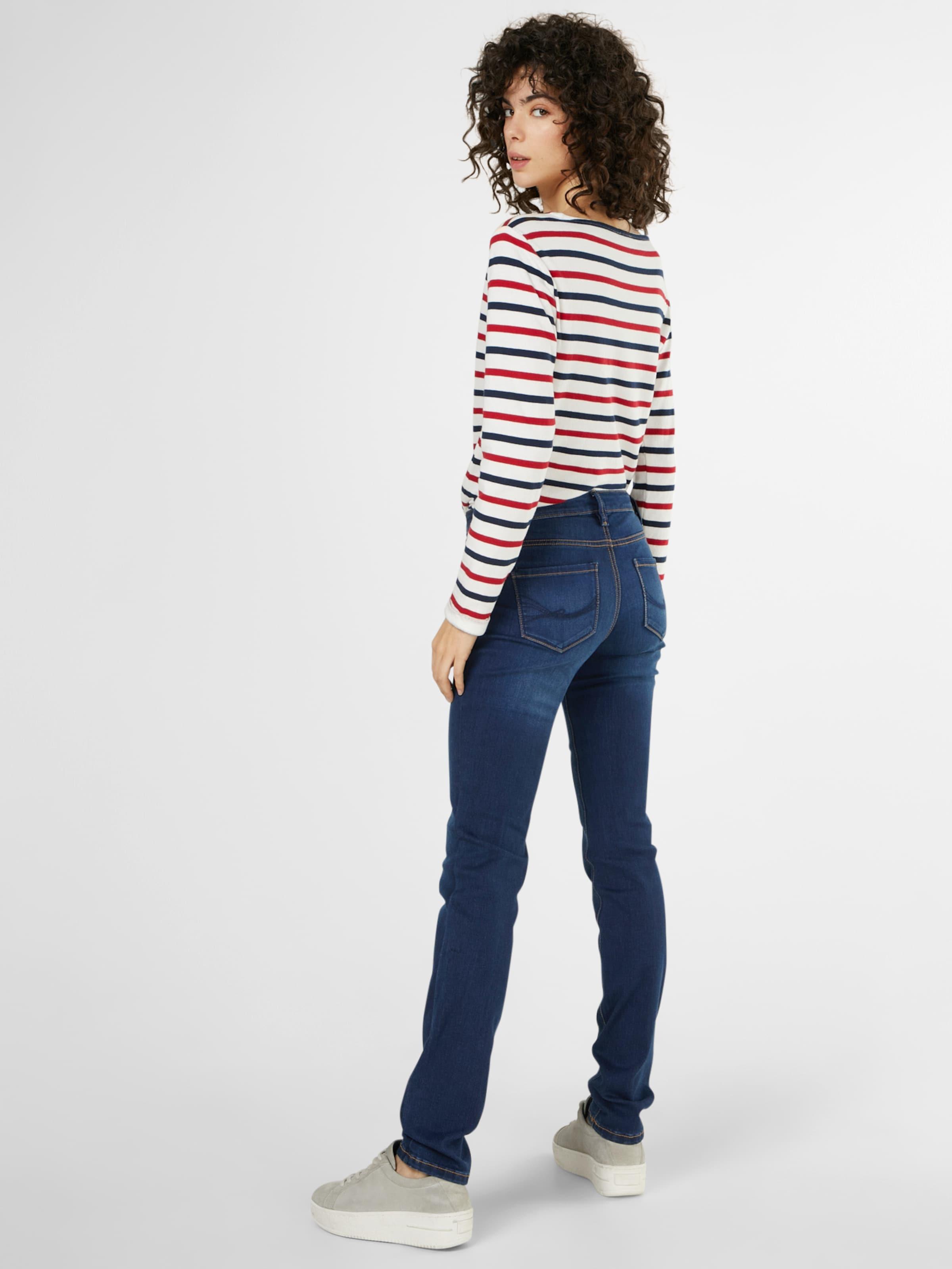 TOM TAILOR Jeans 'Alexa' i blå denim