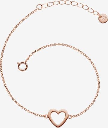 Glanzstücke München Armband in Gold
