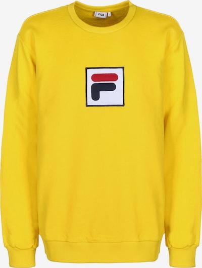 FILA Sweater ' Rian ' in gelb, Produktansicht