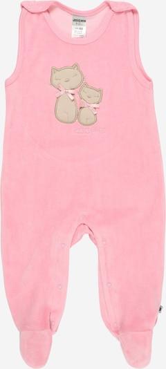 JACKY Бебешки гащеризони/боди в розово, Преглед на продукта