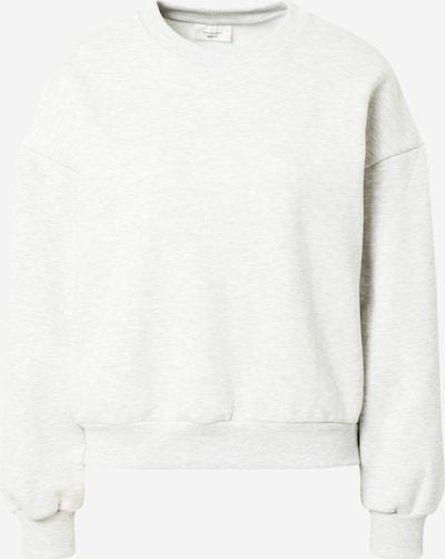 Gina Tricot Collegepaita värissä harmaa, Tuotenäkymä
