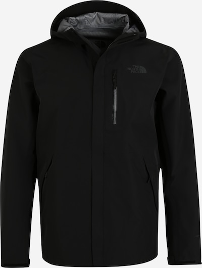 THE NORTH FACE Funktionsjacke 'Dryzl' in schwarz, Produktansicht