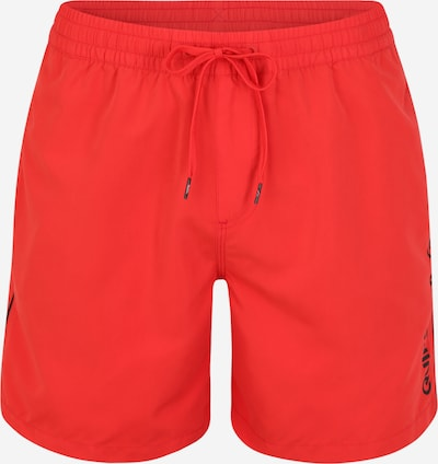 QUIKSILVER Badeshorts 'VERTVLY17' in rot, Produktansicht