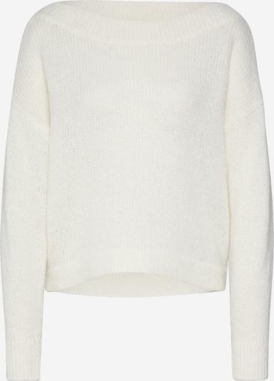 VILA Trui 'GOOD BOAT' in de kleur Offwhite, Productweergave