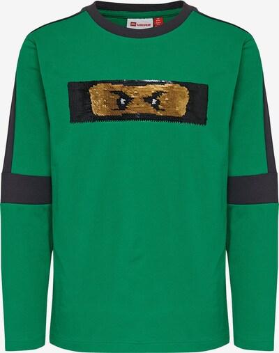LEGO WEAR Shirt  'Ninjago' in grün / schwarz, Produktansicht