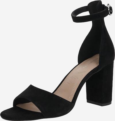 bugatti Sandalen met riem 'Silvana Evo' in de kleur Zwart, Productweergave