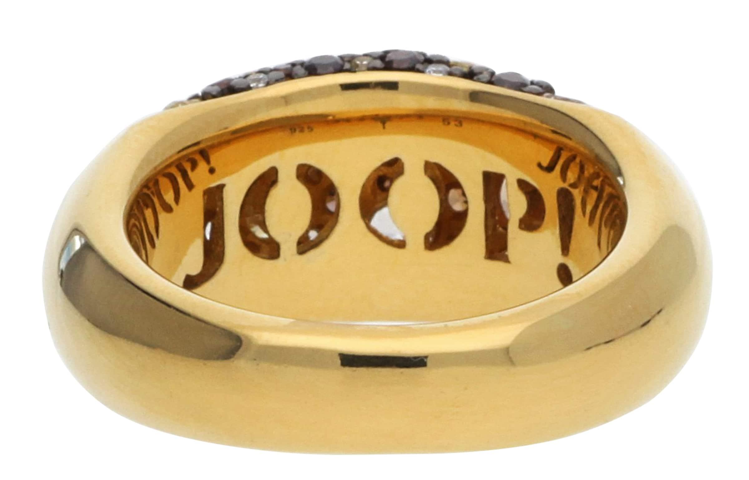 Rabatt-Codes Spielraum Store JOOP! Fingerring mit Zirkonia-Steinbesatz JPRG90499C Bestes Geschäft Zu Bekommen Online Rabatt Bester Großhandel aGX0jpj3pH