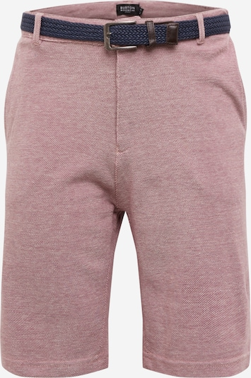 BURTON MENSWEAR LONDON Hose in rosa, Produktansicht