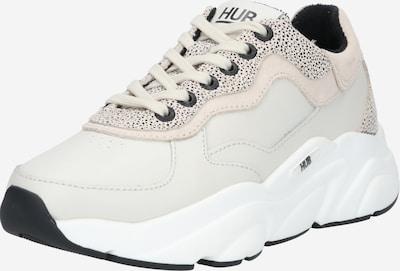 Sneaker low 'Rock' HUB pe gri deschis / roz pastel / negru, Vizualizare produs