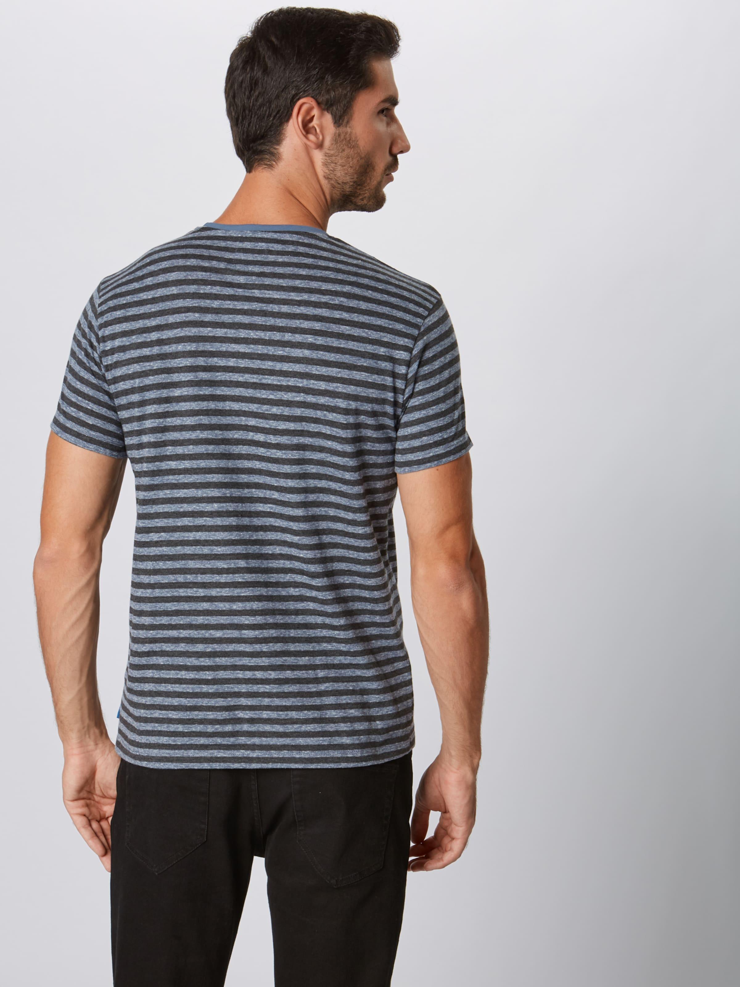 BlauGrau In Shirt 089cc2k014' Edc By Esprit 'sg Tu1FKlJc3