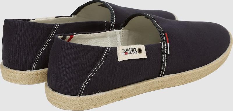 Tommy Jeans Slipper aus Baumwolle