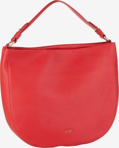JOOP! Handtasche ' Chiara Stella Hobo LHZ ' in knallrot: Frontalansicht