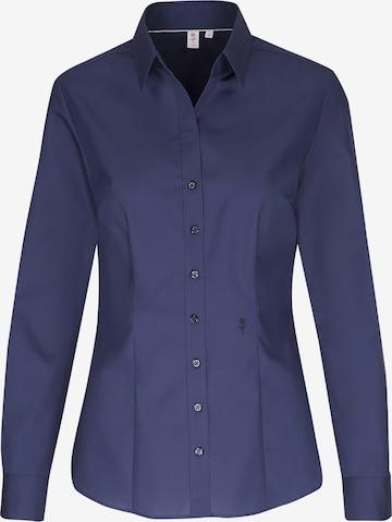 Bluză de la SEIDENSTICKER pe albastru