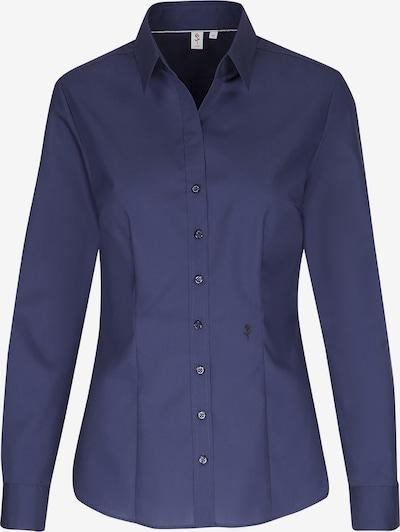 SEIDENSTICKER Bluse in dunkelblau, Produktansicht