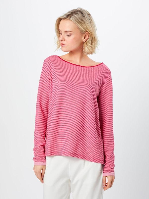 shirt Rose S T Label oliver Red En bgy67f
