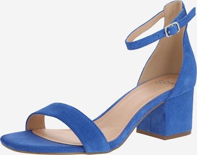 SPM Sandalette 'Ivette' in blau, Produktansicht