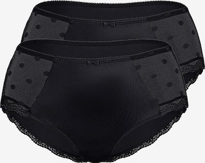 sassa Pant 'DOTTED MESH' in schwarz, Produktansicht