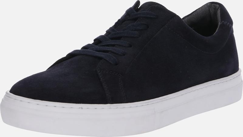 Baskets 'paul' Vagabond Shoemakers En Bleu Basses Marine 5R34jAL