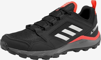 ADIDAS PERFORMANCE Laufschuh in orangerot / schwarz / weiß, Produktansicht