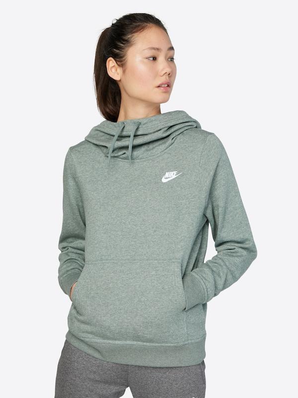Nike Sportswear Sweatshirt mit Funnel-Neck