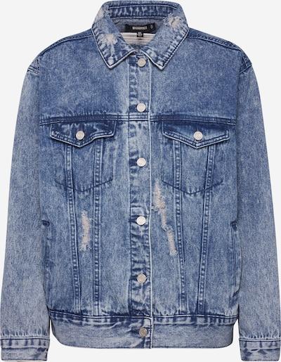Missguided Jeansjacke in blue denim, Produktansicht