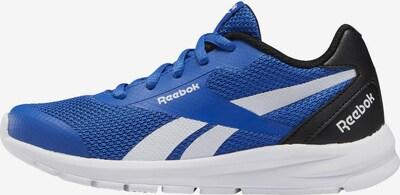 REEBOK Schuhe in blau / schwarz: Frontalansicht