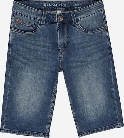 GARCIA Shorts 'Tavio' in blue denim, Produktansicht