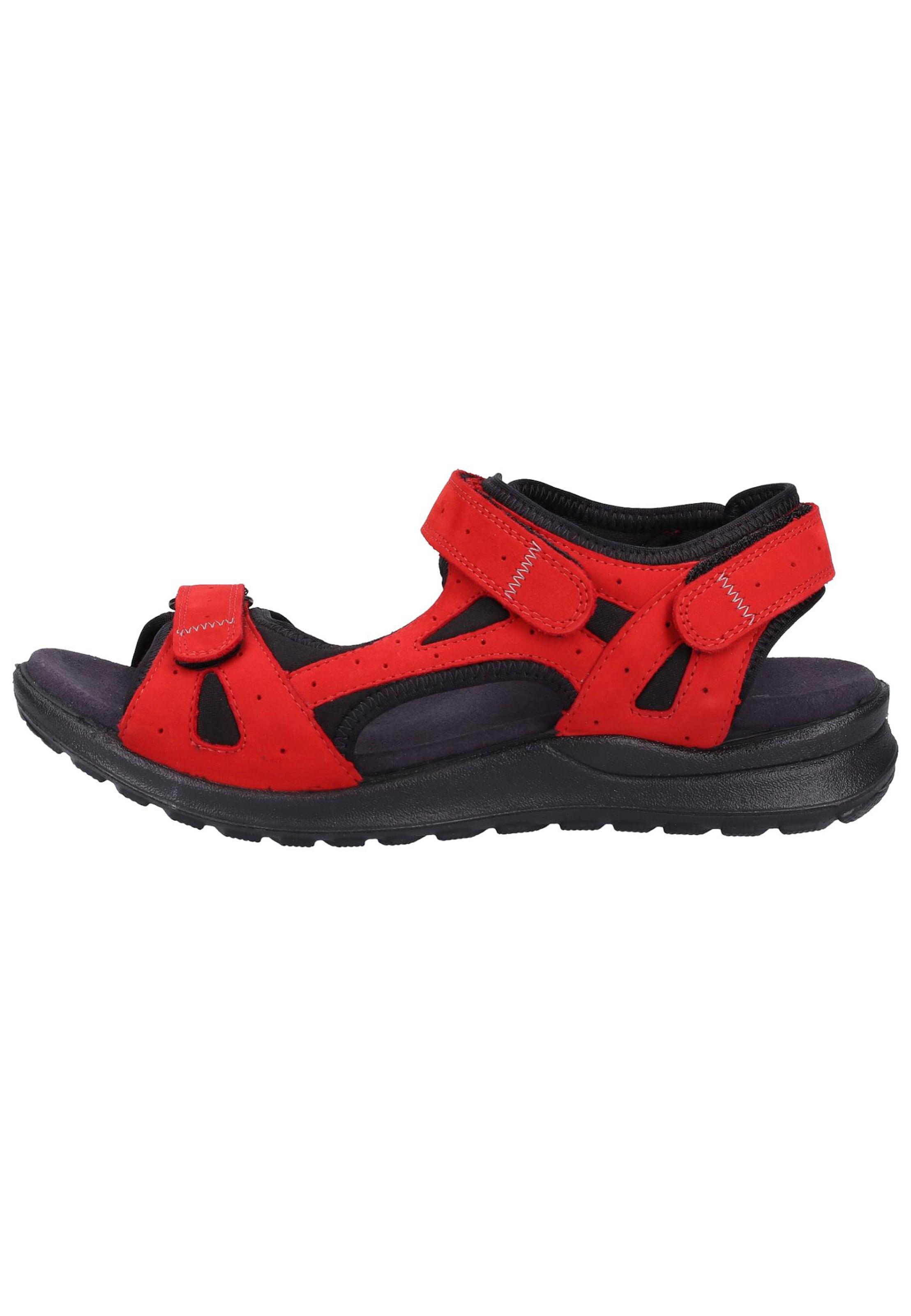 Sandales Randonnée Feu Legero Rouge En De NPnwZ8OX0k