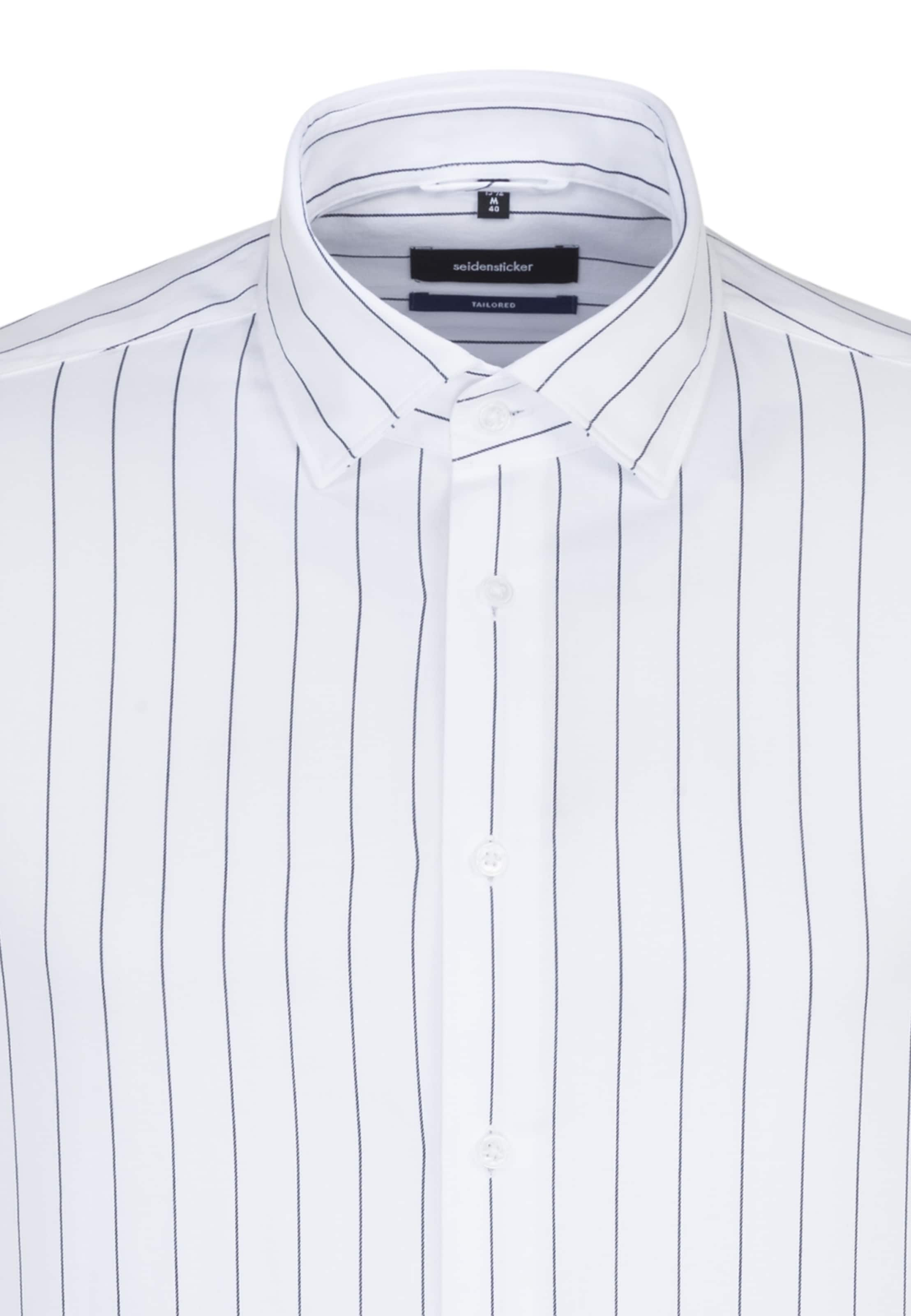 In NachtblauWeiß Hemd Hemd In NachtblauWeiß Seidensticker Hemd Seidensticker In Seidensticker 2DEH9I