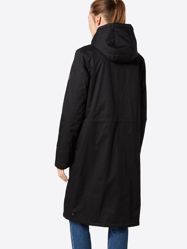 Manteau D'hiver 'molde' Noir En Forvert stQdrh