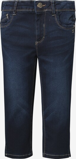 LEMMI Capri Jeans in blau, Produktansicht