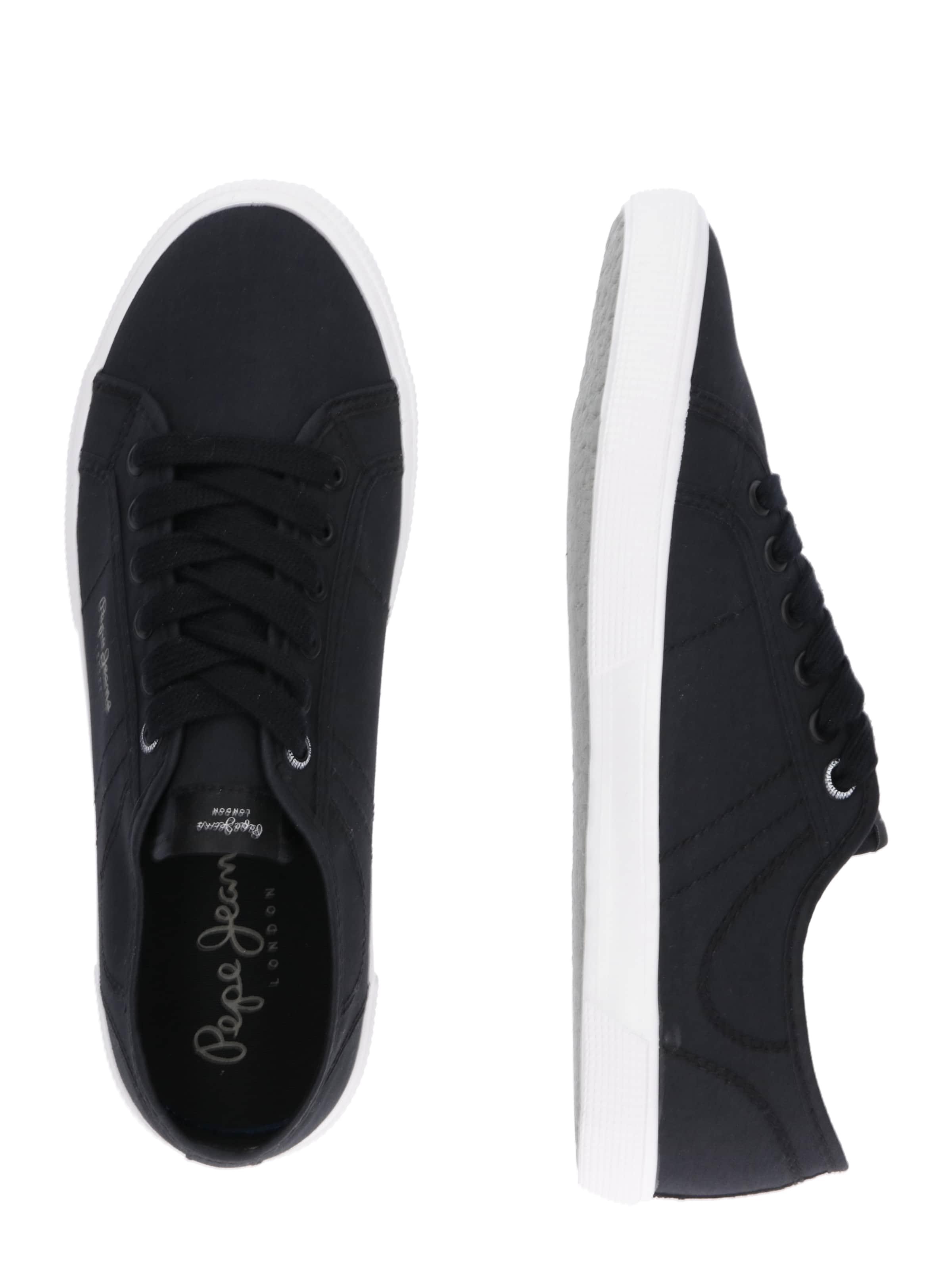 Sneaker 2 Schwarz 'aberman Jeans Pepe 1' In Y7gyf6vb