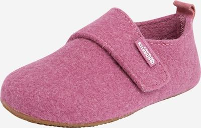 Papuci de casă Living Kitzbühel pe roz, Vizualizare produs