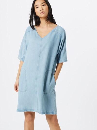 DRYKORN Kleid 'HEDDA' in hellblau, Modelansicht
