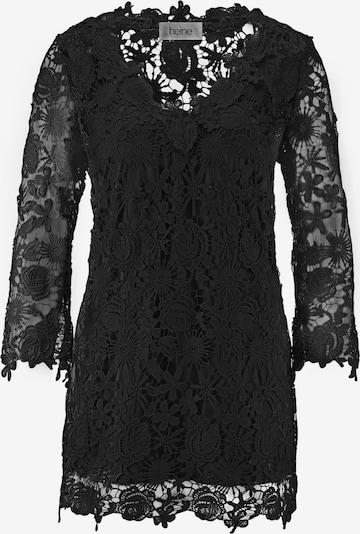 heine Tunika in schwarz, Produktansicht